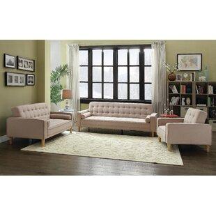 Shayne Sleeper Living Room Set by Ivy Bronx