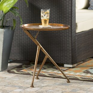 Neary Conductor Side Table by Brayden Studio