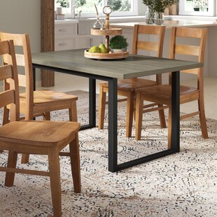 Shander Dining Table Gracie Oaks