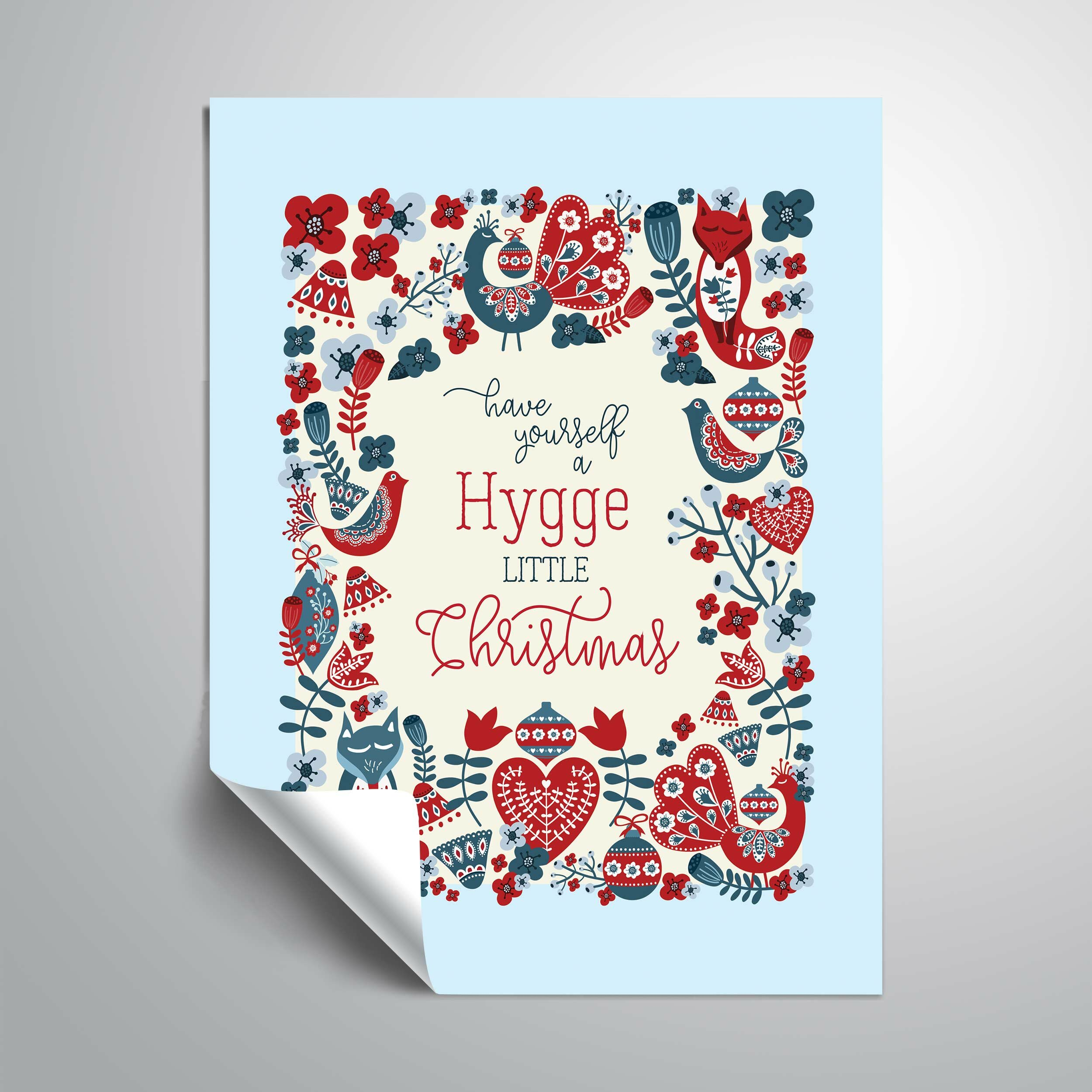 The Holiday Aisle Have Yourself A Merry Little Christmas Wall Decal Wayfair