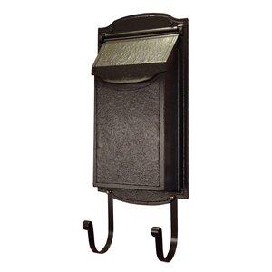 Vertical Wall Mounted Mailbox