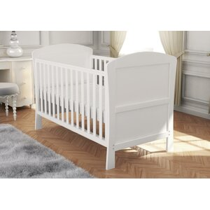 Aston Dropside Convertible Cot Bed