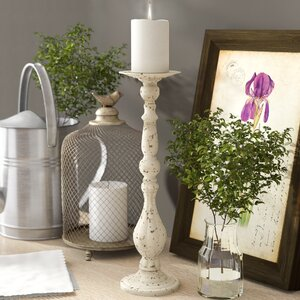 Pillar Metal Candlestick