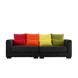 Catargiu Convertible Sofa by Ebern Designs