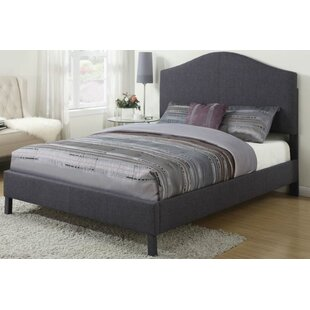 Selinsgrove Upholstered Panel Bed