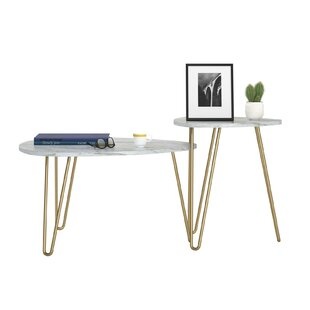 Athena 2 Piece Nesting Tables