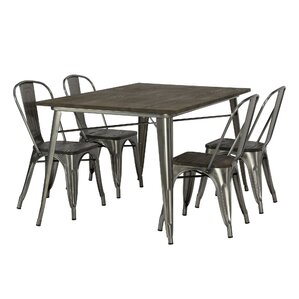 Fortuna 7 Piece Dining Set by Trent Austi..