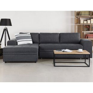Johnathon Sleeper Sectional Sofa by Brayden Studio