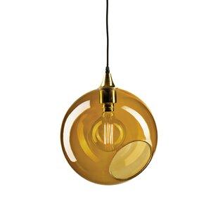 Ballroom Geometric Pendant by Marie Burgos Design