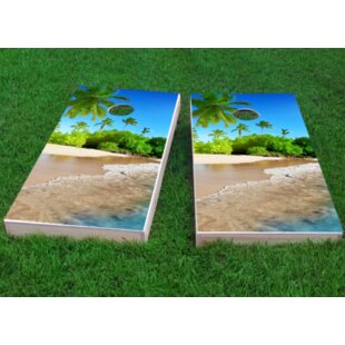 Custom Cornhole Boards Palm Co..