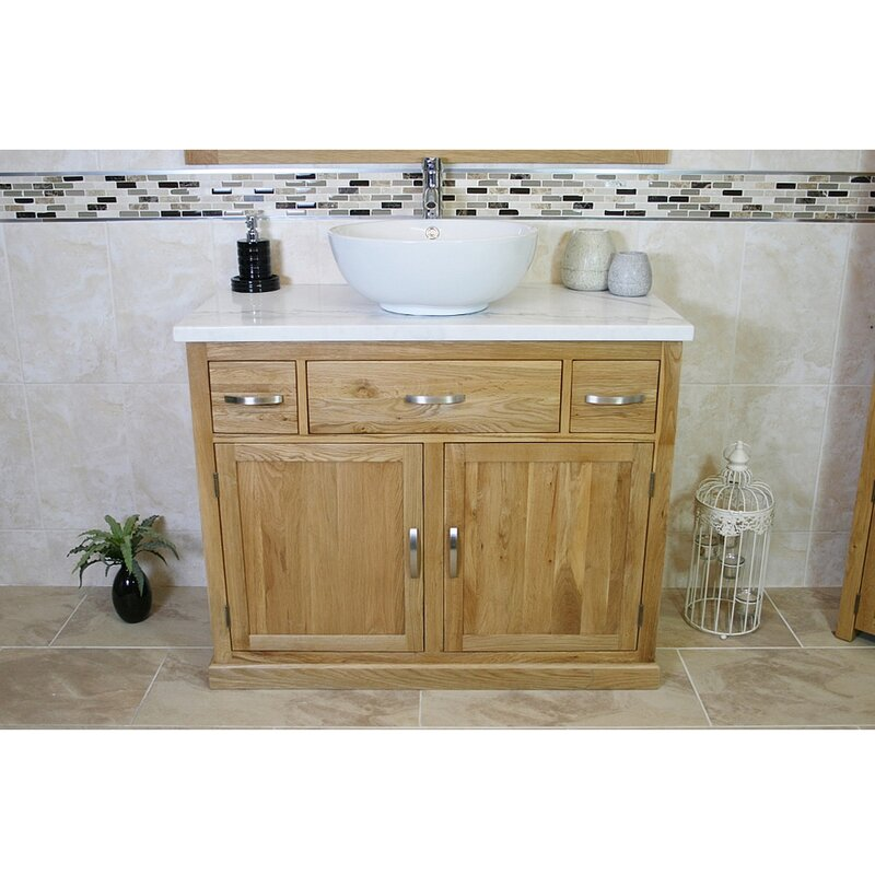 Belfry Bathroom Maximus Solid Oak