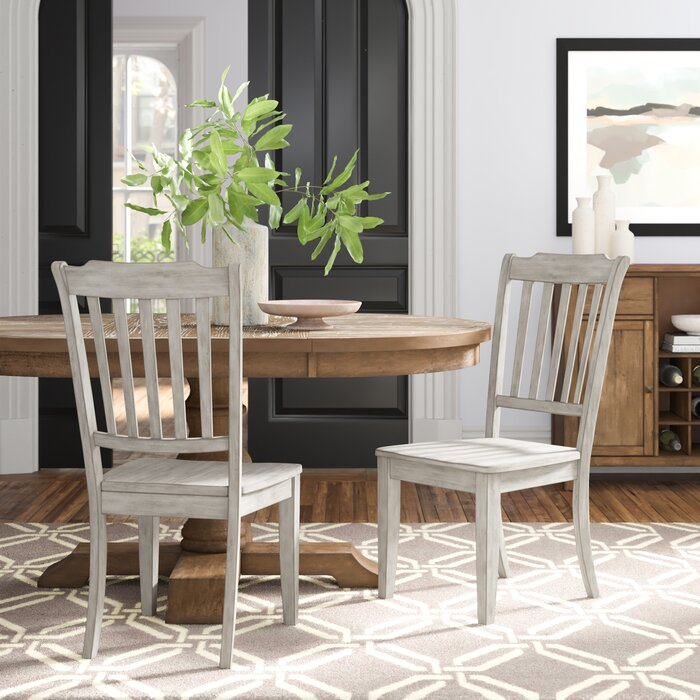Joss And Main Dining Chairs With Arms