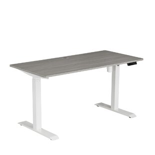 Suvak Adjustable Wood Standing Desk by Orren Ellis Today Sale Only