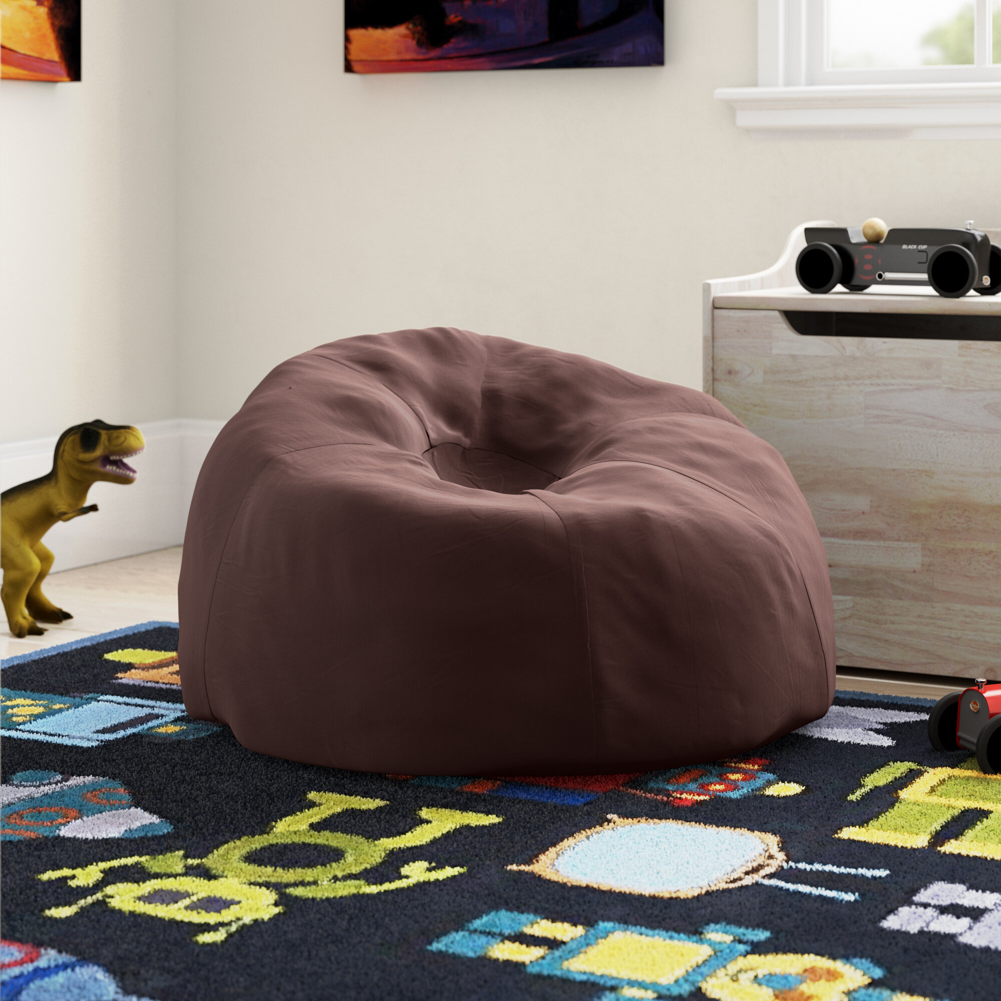 Magnificent Beads Small Bean Bag Chair Andrewgaddart Wooden Chair Designs For Living Room Andrewgaddartcom