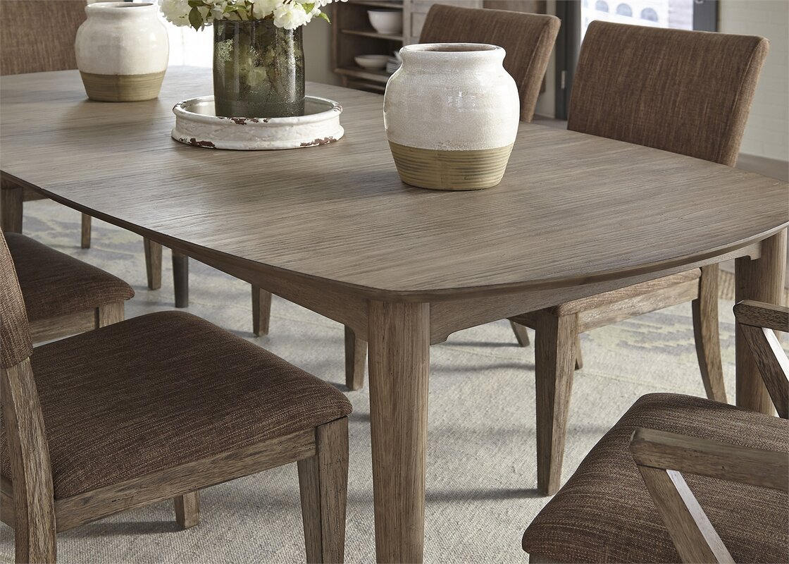 Ivy Bronx Enrique Oval Extendable Dining Table & Reviews