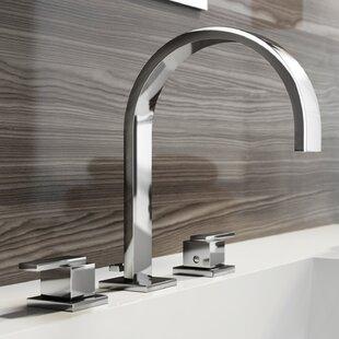 Jacuzzi® Mincio Widespread Bathroom Faucet