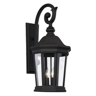 Windridge 3-Light Outdoor Wall Lantern