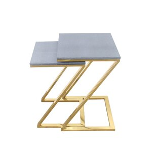 Rebekah 2 Piece Nesting Tables