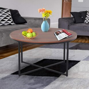 Pontius Coffee Table By Mercury Row