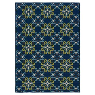 Mirari Blue/Green Indoor/Outdoor Area Rug