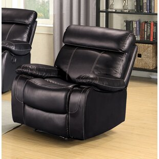 Living In Style Alvia Manual Recliner Chair