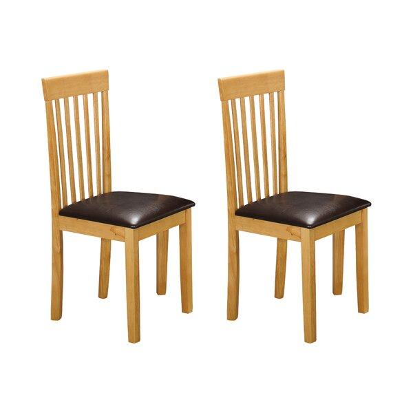 Awe Inspiring Dark Wood Dining Chairs Wayfair Co Uk Cjindustries Chair Design For Home Cjindustriesco