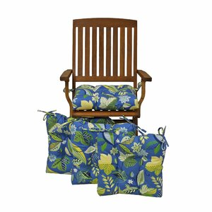 Skyworks Outdoor Lounge Chair Cushion (Set of 2)