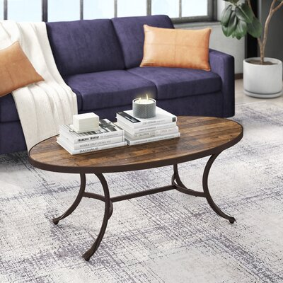 Distressed Finish Coffee Tables You Ll Love In 2019 Wayfair