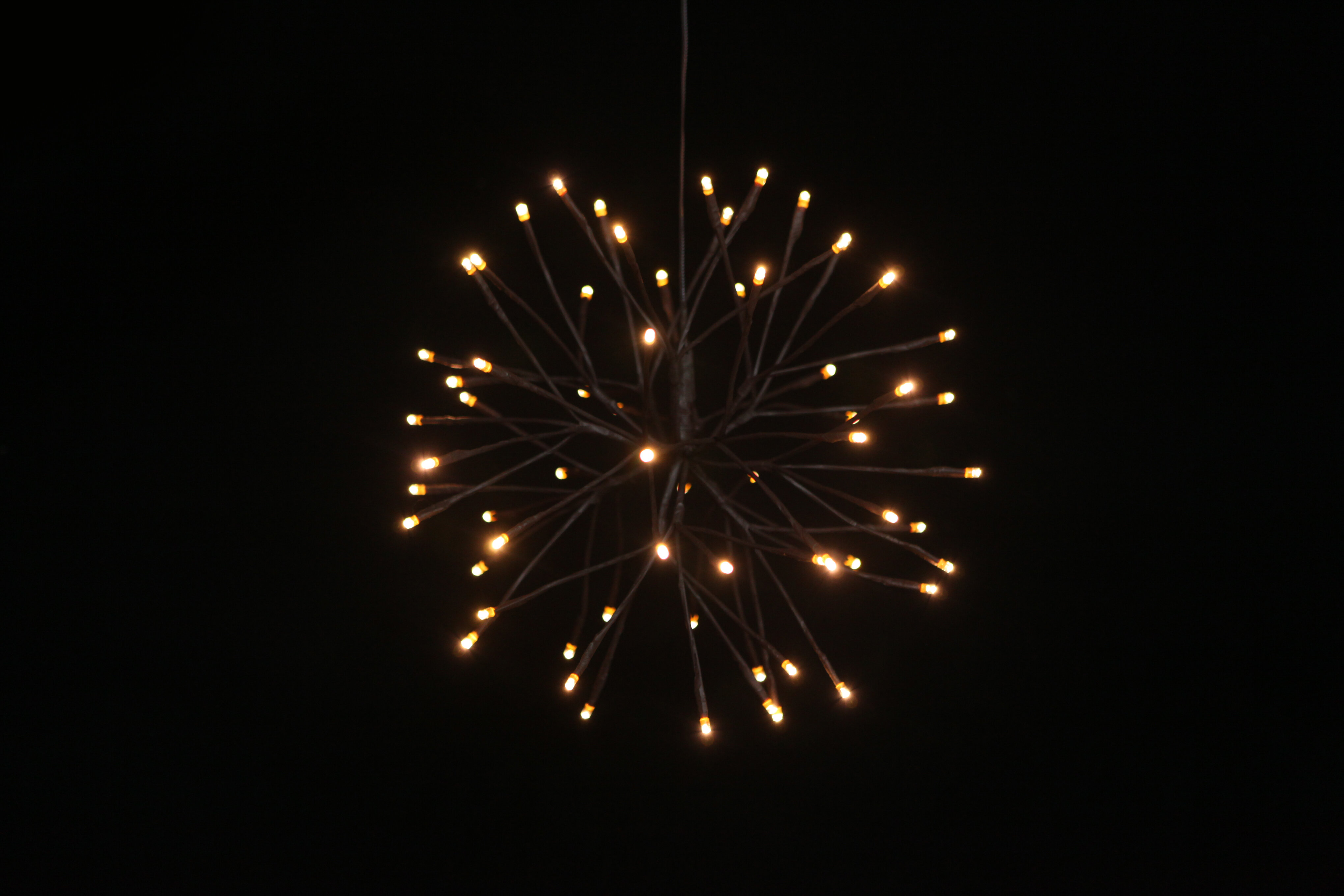 Hi Line Gift Ltd Brown Branch Starburst With 64 Led Lights Reviews Wayfair