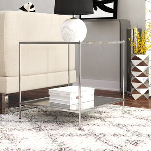 Janelle End Table by Willa Arl..