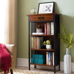 Loon Peak Woodward Height Standard Bookcase
