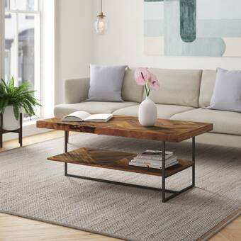 Foundstone Denver Coffee Table Wayfair