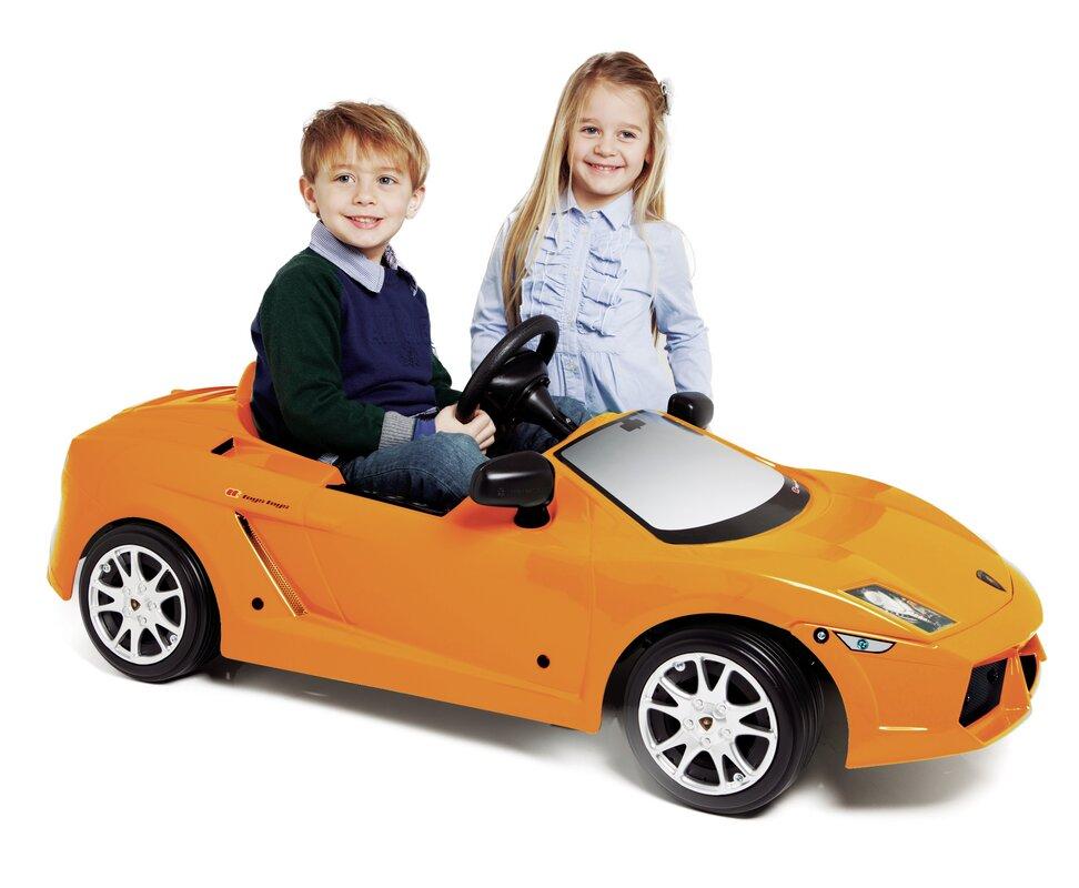 Lamborghini Gallardo 12V Battery Powered Car