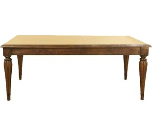 Bellissimo Solid Wood Dining Table by Eastern Legends 2019 Sale