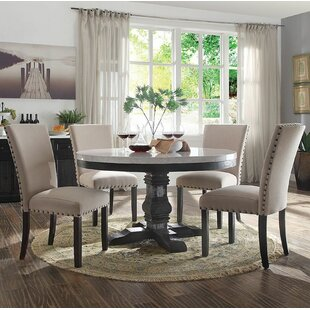 Demopolis 5 Pieces Dining Set Gracie Oaks