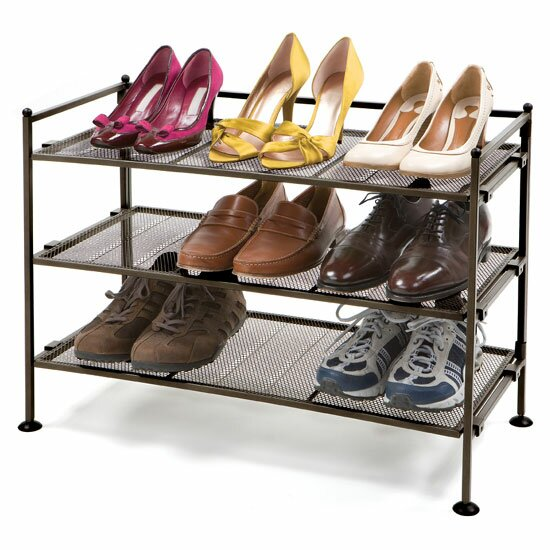 Living Room Furniture Nice Hot Fashion Shoe Racks Double Cleaning Storage Shoes Rack Shoes Organizer Stand Shelf Box Holders Shoemaker Cabinet Clothes