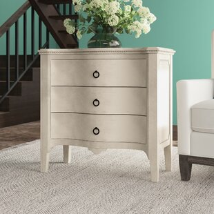 Sarah 3 Drawer Nightstand