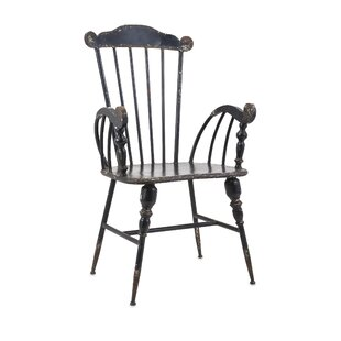Patroclus Well-Designed Solid Wood Dining Chair by August Grove