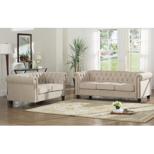 Top Reviews Sweetbriar 2 Piece Living Room Set by Alcott Hill Reviews (2019) & Buyer's Guide
