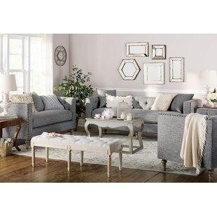 Lark Manor Dietame Configurable Living Ro..