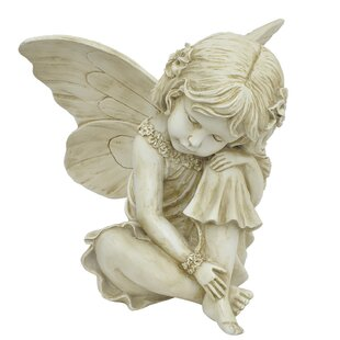 Three Hands Co. Sleeping Fairy Statue