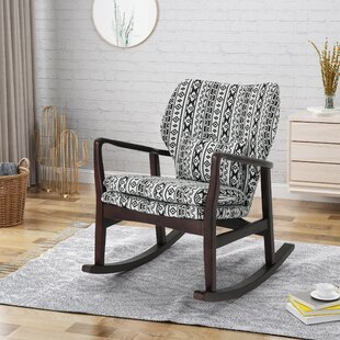 World Menagerie Winchell Rocking Chair