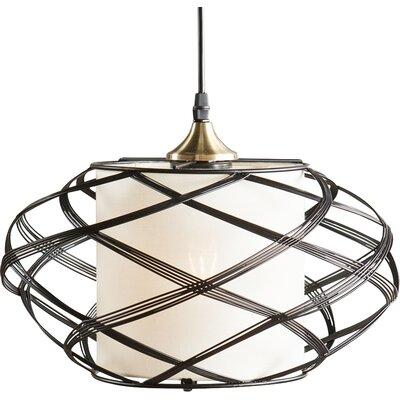 Mercer41 Clitherall 1-Light Pendant