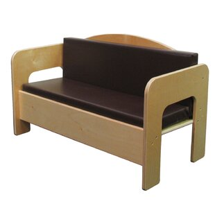 Natural Environment Kids Sofa by Wood Designs