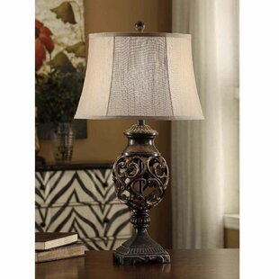 Yolanda Scrolled 31 Table Lamp