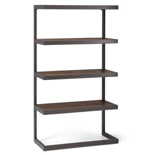 Higuera Standard Bookcase by Mercury Row