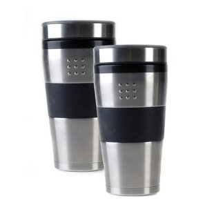 Orion 16 oz. Travel Mugs (Set of 2)