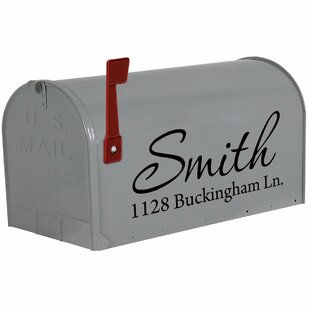 Address Labels For Mailboxes | Wayfair