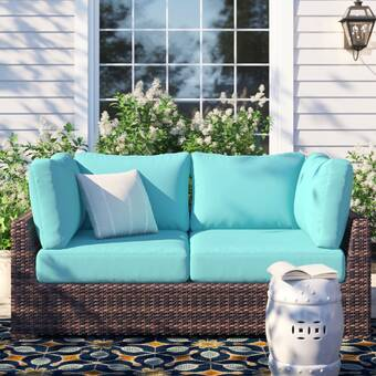 Sol 72 Outdoor Outdoor Replacement Cushion Set Wayfair