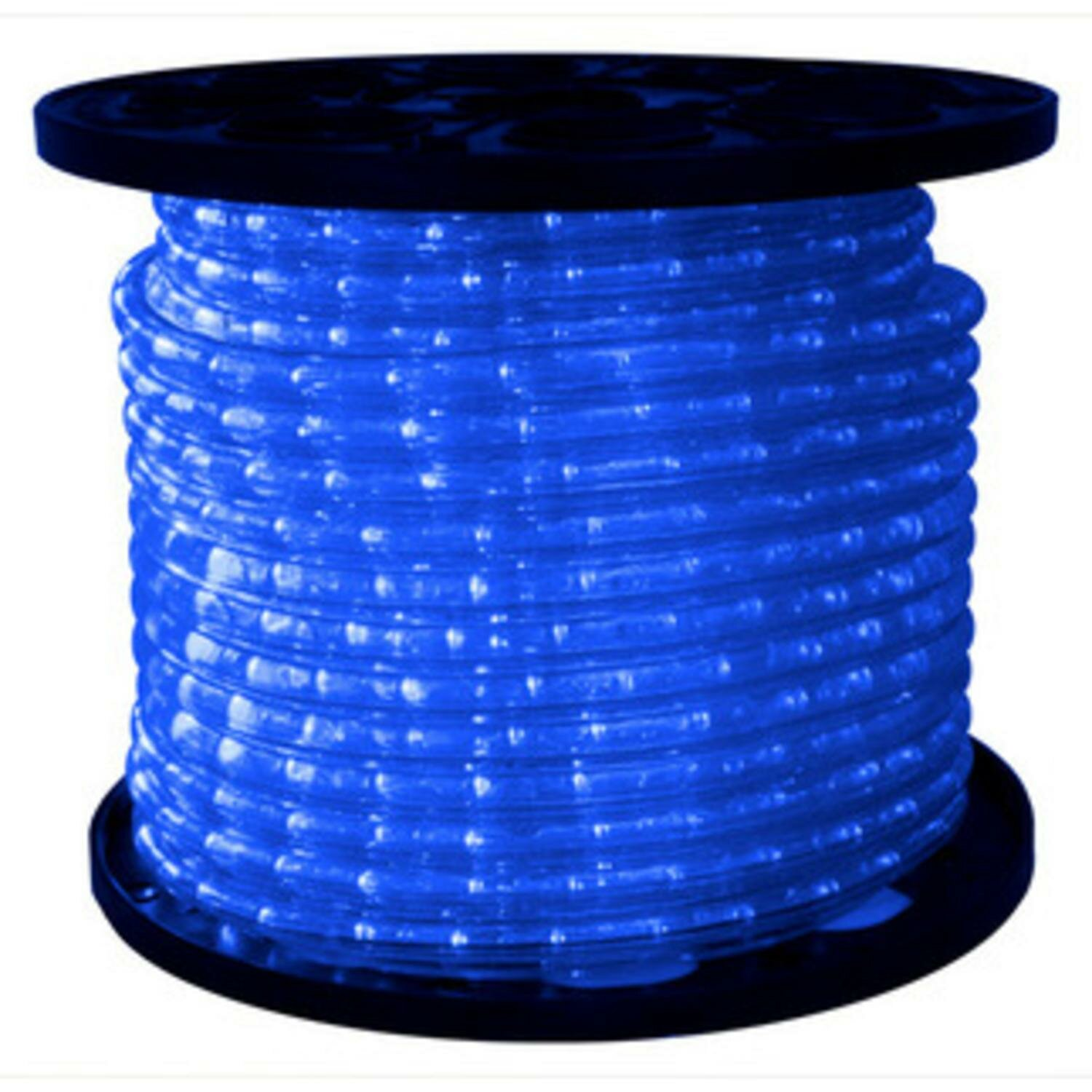 Northlight Indoor Outdoor Christmas Led Rope Light On A Spool Reviews Wayfair
